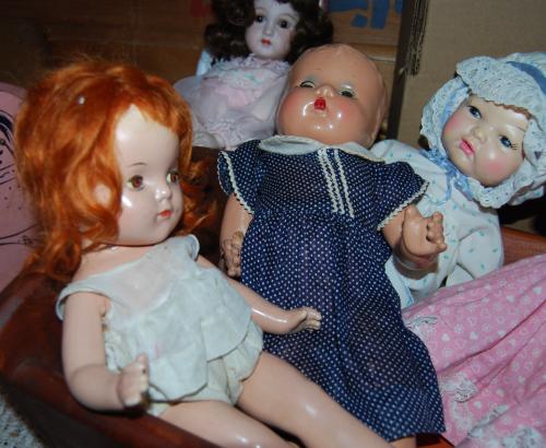Vintage doll 6