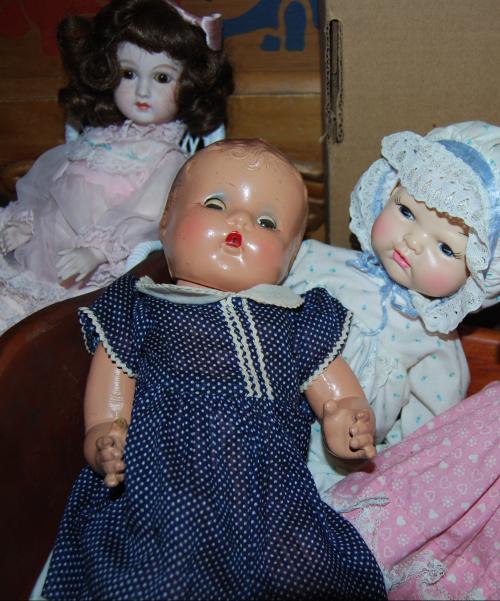 Vintage doll 5