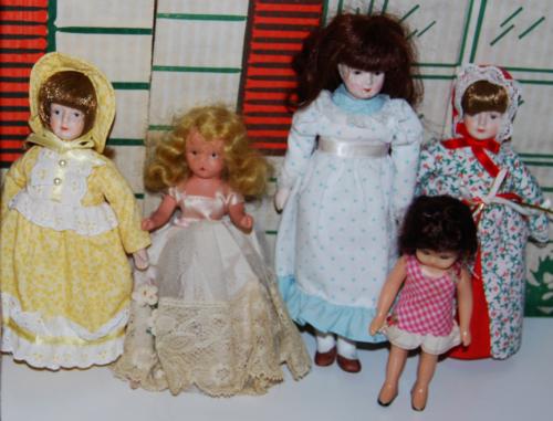 Rescue dolls