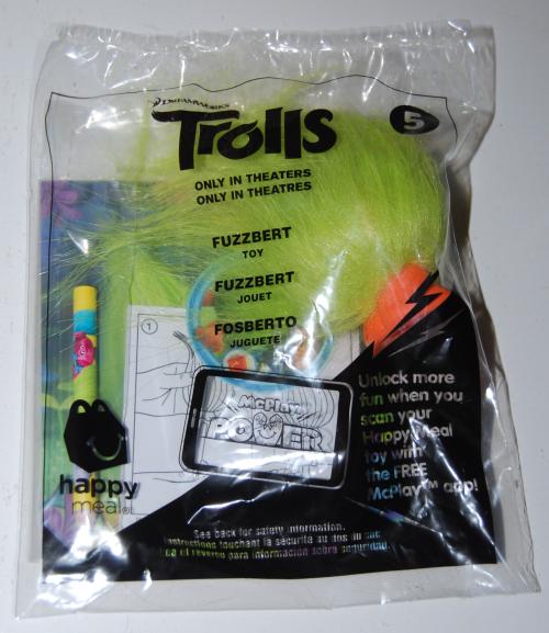 Trolls prize
