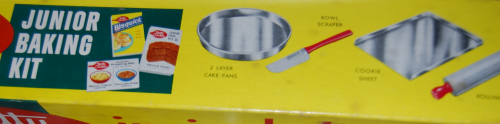 Betty crocker jr baking kit 10