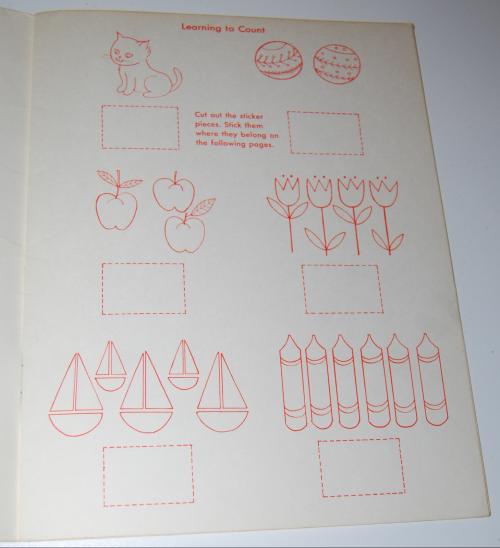 1961 dell 123 sticker fun playbook 1