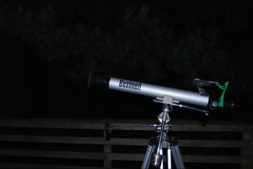 Gumby telescope 1