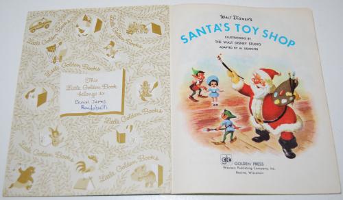 Santa's toy shop 1
