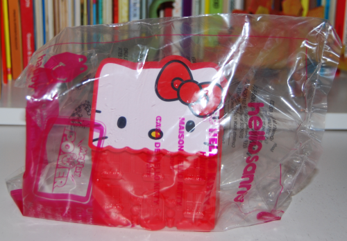 Hello kitty happy meal toys 4