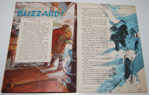 Jack & jill magazine january 1977 1