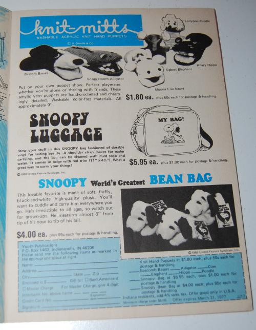 Jack & jill magazine january 1977 6