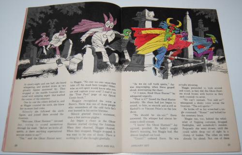 Jack & jill magazine january 1977 8