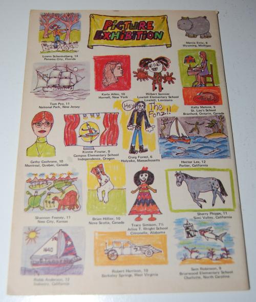 Jack & jill magazine january 1977 x