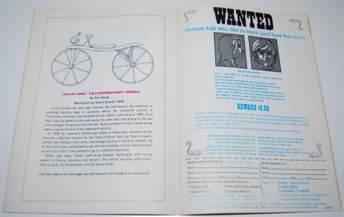 Jack & jill magazine january 1976 7