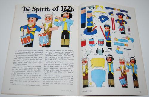 Jack & jill magazine january 1976 10