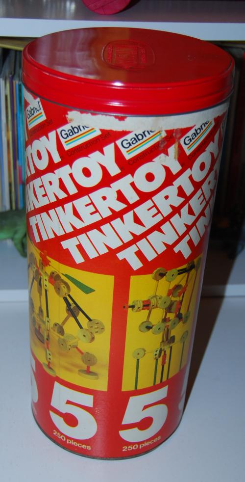 Gabriel tinker toys x