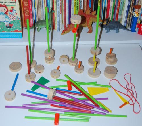 Gabriel tinker toys 10
