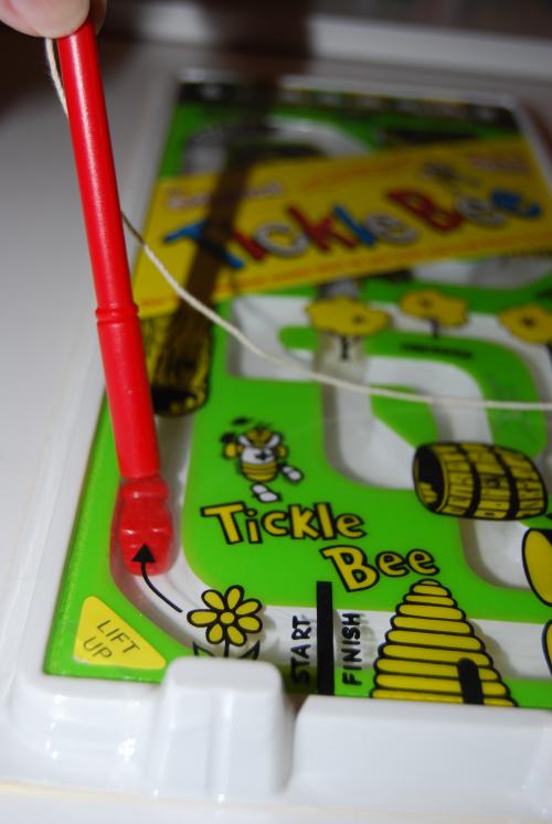 Tickle bee 2
