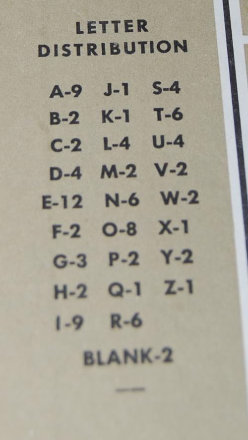 Scrabble 7