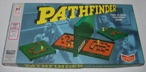 Pathfinder vintage board game