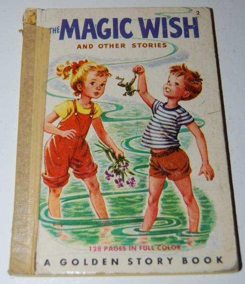 The magic wish