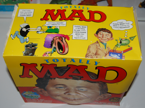 Totally mad cd rom set 1