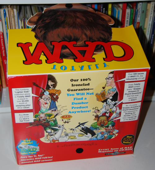 Totally mad cd rom set x
