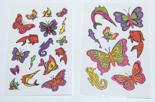 Butterfly art ken doll 3