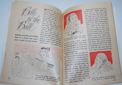 Calling all girls february 1960 10
