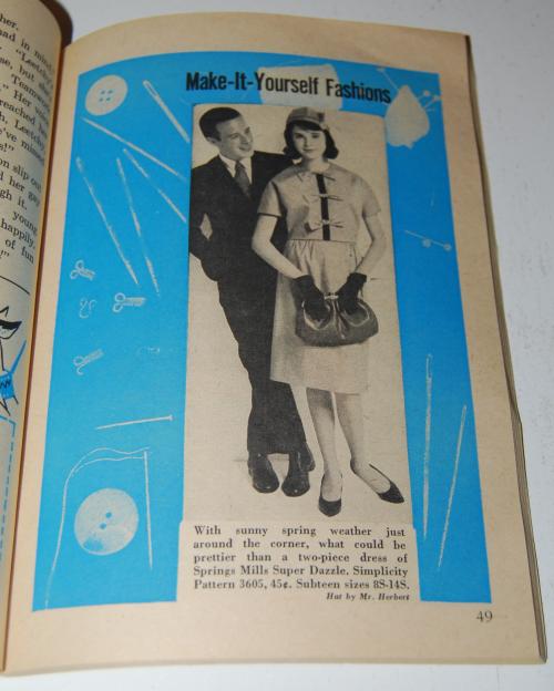 Calling all girls february 1961 6