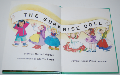 The surprise doll 2