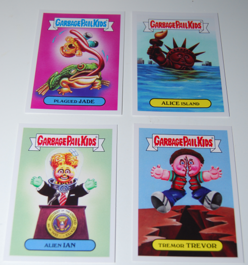 Garbage pail kids 2017 5