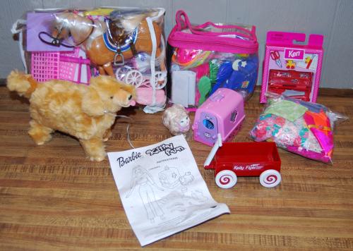 Barbie lot 1