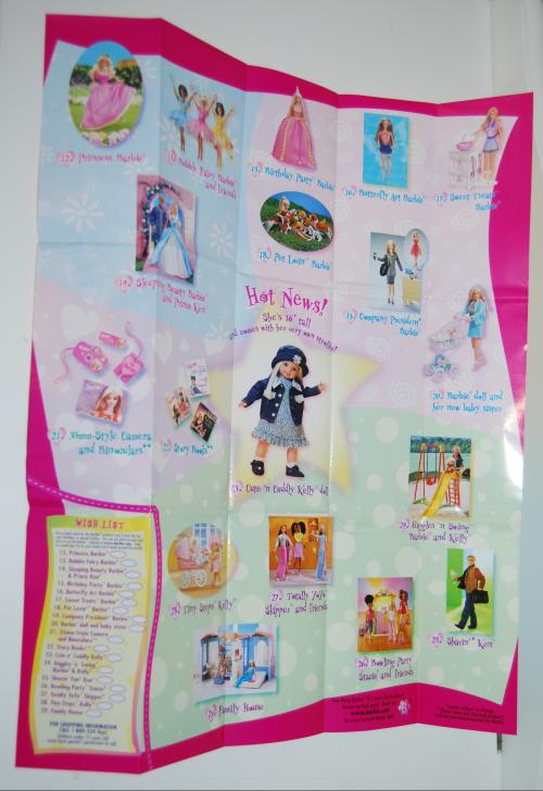 1999 world of barbie x
