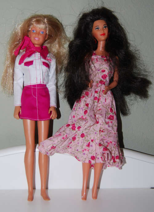 My barbies 37