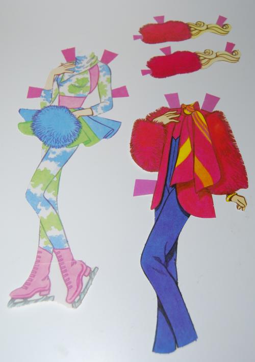 Paperdoll barbie 1991 15