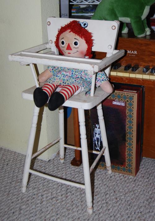 My annie doll