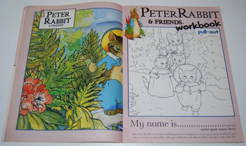 Peter rabbit & friends magazine 6