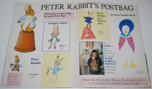 Peter rabbit & friends magazine 9