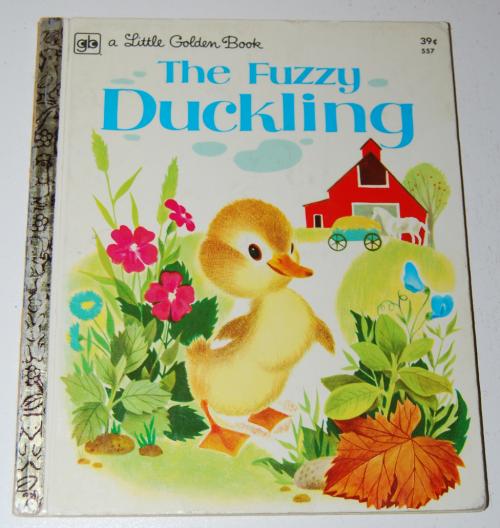 Lgb the fuzzy duckling