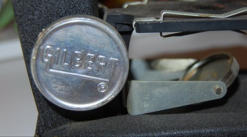 Vintage gilbert microscope 5