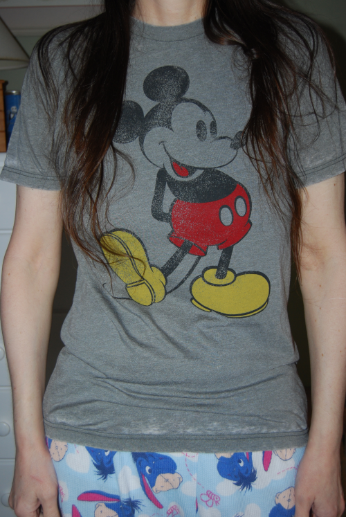 Mickey mouse t shirt
