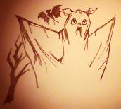 Ghost & bat