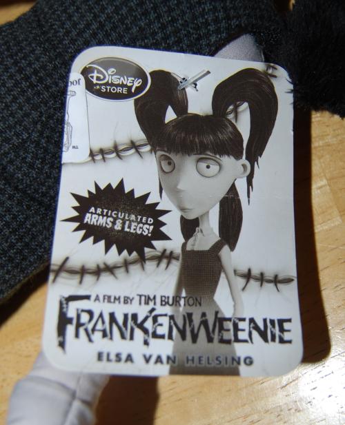 Frankenweenie figures 2