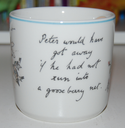 Beatrix potter ceramic 10