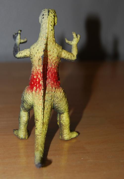 Lizardman finger puppet3