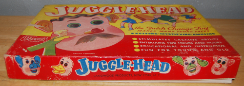 Jugglehead vintage toy 7