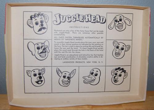 Jugglehead vintage toy 6