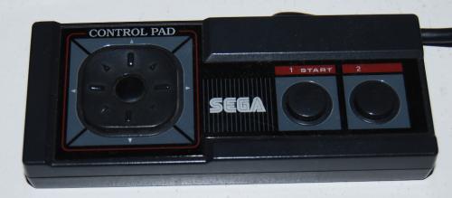 Vintage sega game system