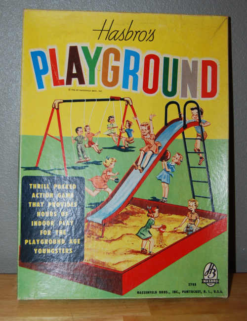 Hasbro's playground game