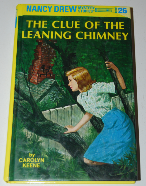 Nancy drew mysteries 6