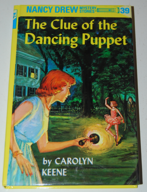 Nancy drew mysteries 12