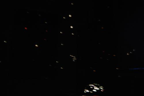 Planetarium dark