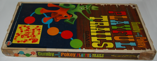 Gumby & pokey playful trails game 1